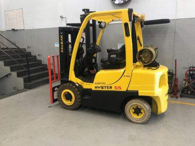 Hyster 55